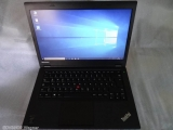 Lenovo Thinkpad T440p Notebook - i5-4300M 2x 2,3GHz 4GB RAM 500GB HDD Windows 10